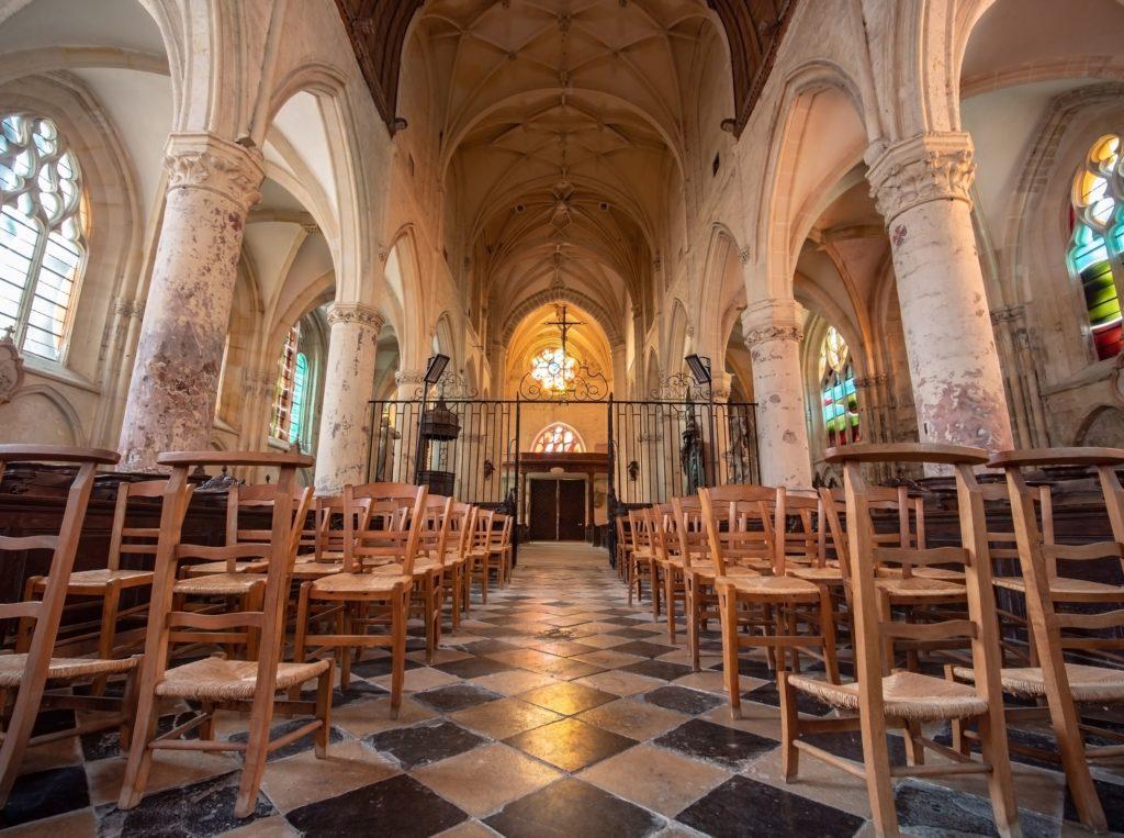 Eglise Saint-Pierre Saint-Paul © BC Image